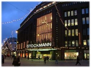 шоппинг Южной Финляндии