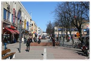 торговые центры Южной Финляндии